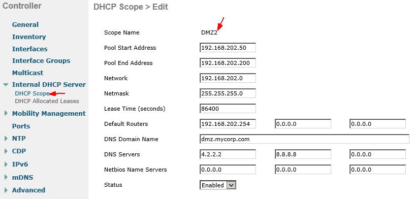 Cisco Wireless Controller Configuration – Cisco VIRL Courses