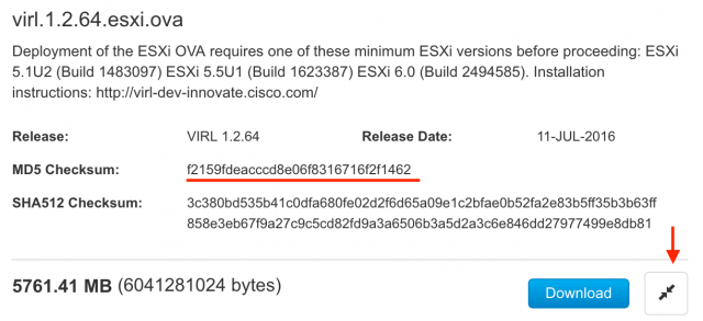 Cisco VIRL Installation on VMWare ESXi – Cisco VIRL Courses