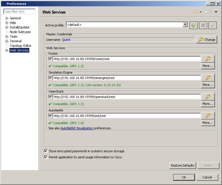Access VIRL Behind Firewall Use External Telnet SSH Client