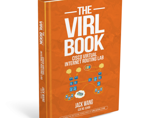 Cisco VIRL Book Update
