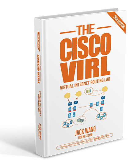 The Cisco VIRL BOOK 2nd Edition – Cisco VIRL Courses Hands-on Labs