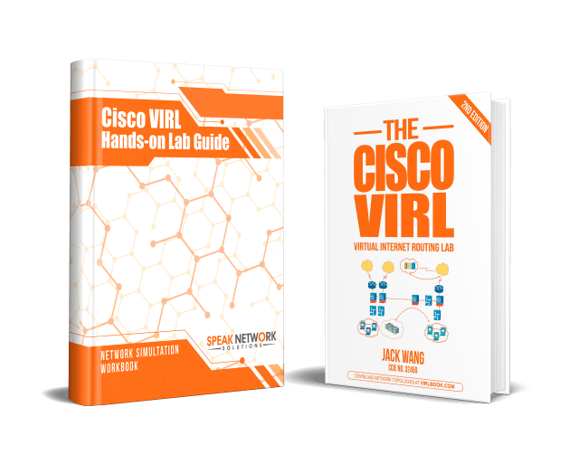 Cisco VIRL Hands-on Lab Guide – Cisco VIRL Courses Hands-on